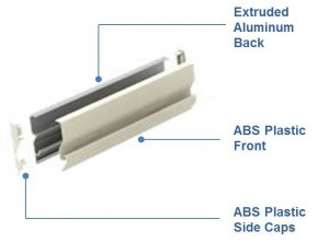 Unicell Rail materials and components