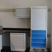Lab workstation using Unicell and Haworth