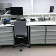 Healthcare workstation using Unicell